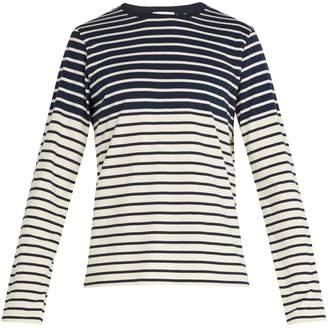 J.W.Anderson Striped cotton shirt