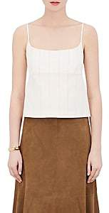 Brock Collection WOMEN'S STRIPED SLEEVELESS TOP - NATURAL/PINK SIZE 10