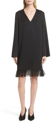 Women's Elizabeth And James Heath Shift Dress $445 thestylecure.com