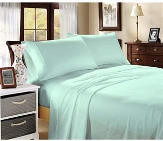 Hotel Collection 1000TC Cotton Blend Sheet Sets King Mist