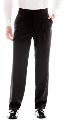 STAFFORD Stafford Pleated Tuxedo Pants