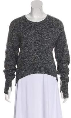 Pam & Gela Crew Neck Knit Sweater