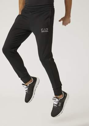 Emporio Armani Ea7 Stretch Cotton Sweatpants