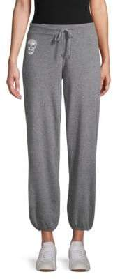 360 Cashmere Heathered Cashmere Sweatpants