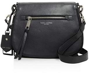 Marc Jacobs Recruit Nomad Leather Saddle Bag