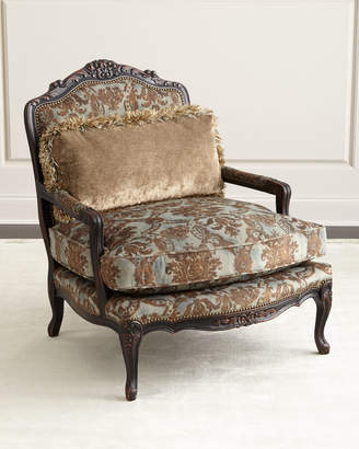 Old Hickory Tannery Bedelia Bergere Chair