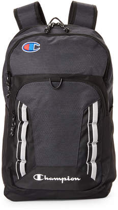 Champion Black Expedition Backpack