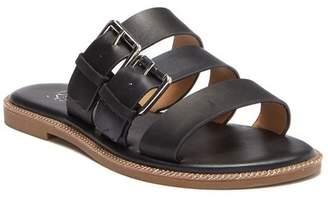 Franco Sarto Kasa Buckle Slide Sandal