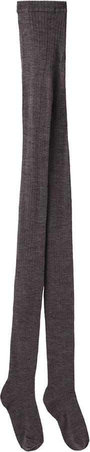 Hansel from Basel wool rib tights