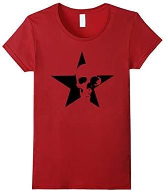 Big Texas Giant Star Skull T-Shirt