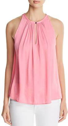 Vince Camuto Shirred Keyhole Tank - 100% Exclusive