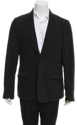 Rag & Bone Wool Two-Button Blazer