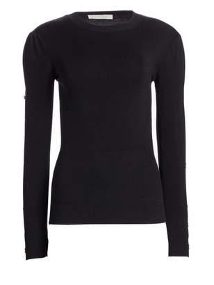Jonathan Simkhai Wool Crewneck Sweater