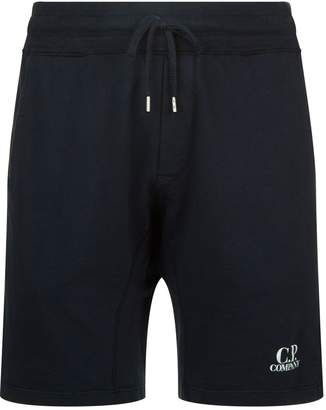 C.P. Company Logo Sweat Shorts