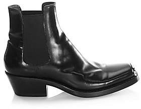 Calvin Klein Women's Claire Leather Booties