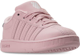 K-Swiss Toddler Girls' Classic Pro Casual Sneakers from Finish Line