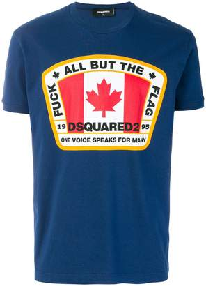 DSQUARED2 All But The Flag T-shirt