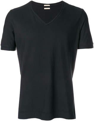 Massimo Alba V-neck T-shirt