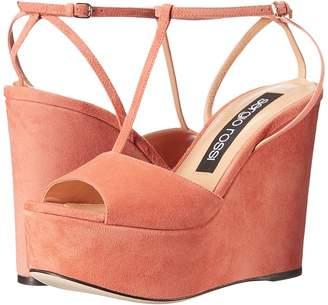 Sergio Rossi Alma Women's Wedge Shoes