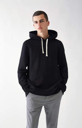 Richer Poorer Black Pullover Hoodie