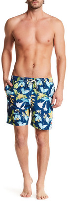 Tommy Bahama Naples Brego Blooms Swim Trunk $58 thestylecure.com