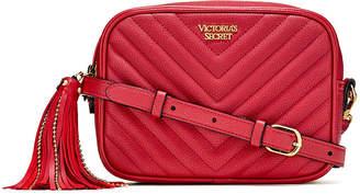 Victoria's Secret Victorias Secret V-Quilt Convertible City Crossbody Belt Bag