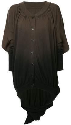 Uma Wang draped cardigan