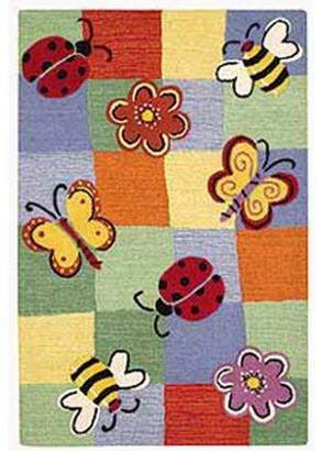Safavieh Kids 5' x 8' Dorris Hand-Tufted Area Rug