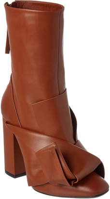N°21 N21 Knot Leather Boot