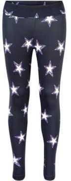 Converse Big Girls Star-Print Leggings