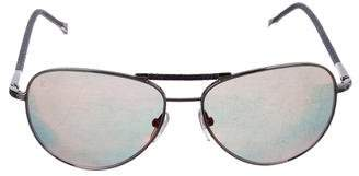 Louis Vuitton Conspiration Pilote Canvas Sunglasses