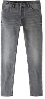 Mango man MANGO MAN Slim-fit light grey Tim jeans