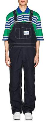 Martine Rose Napa by Men's Cotton Canvas Oversized Overalls