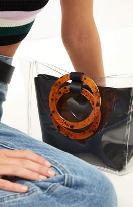 LA Hearts Tortoise O-Ring Bag