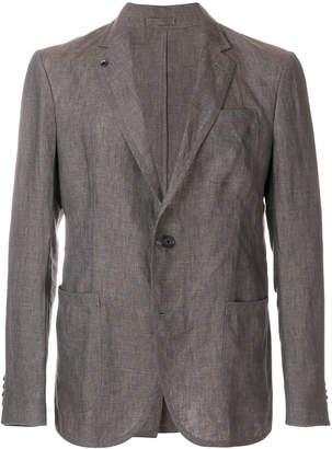 Salvatore Ferragamo classic single-breasted blazer