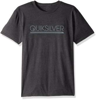Quiksilver Young Men's Thin Mark Mod T-Shirt