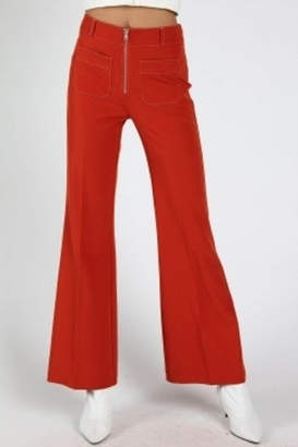 Honey Punch Amber Flare Pants