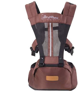 ThreeH Baby Carrier for Summer with Detachable Hipseat and breathable Mesh BC25