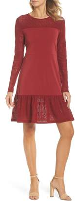 MICHAEL Michael Kors Mix Knit Dress