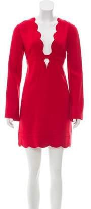 A.L.C. Long Sleeve Mini Dress w/ Tags