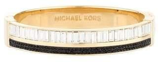 Michael Kors Color Crush Hinged Bangle