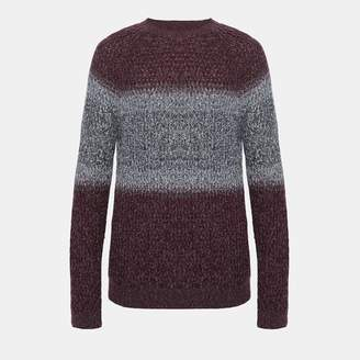 Wool Ombre Sweater