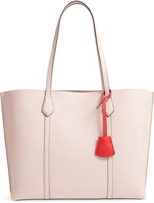 7af4ea11650 Tory Burch Pink Leather Tote Bags - ShopStyle