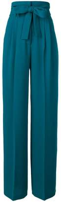 L'Autre Chose high-waisted trousers