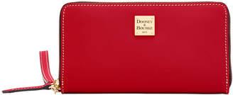 Dooney & Bourke Beacon Large Zip Around Wristlet