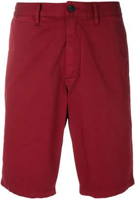Emporio Armani tailored logo shorts