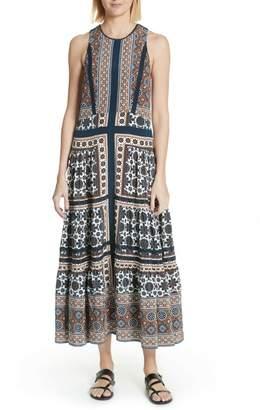 Sea Ezri Print Maxi Dress