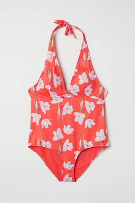 H&M H&M+ Shaping Swimsuit - Red
