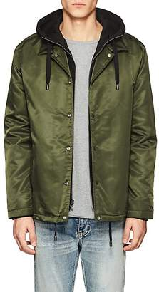 The Very Warm THE VERY WARM MEN'S HOODED COACHES JACKET