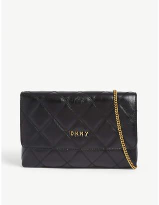 DKNY Sofia clutch bag